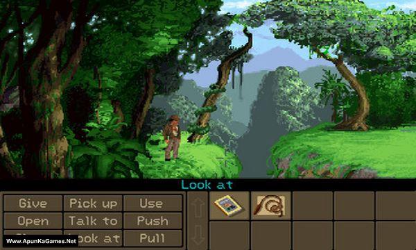 Indiana Jones and the Fate of Atlantis Screenshot 2, Full Version, PC Game, Download Free