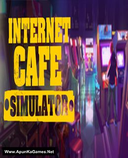 Internet Cafe Simulator Cover, Poster, Full Version, PC Game, Download Free