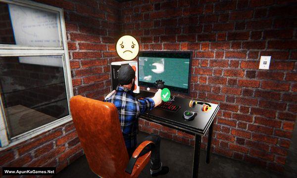 Internet Cafe Simulator Screenshot 1, Full Version, PC Game, Download Free
