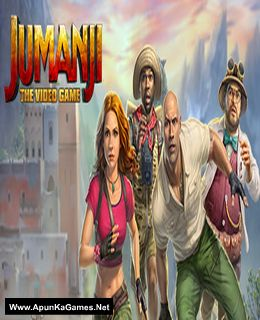 Jumanji: The Video Game Cover, Poster, Full Version, PC Game, Download Free