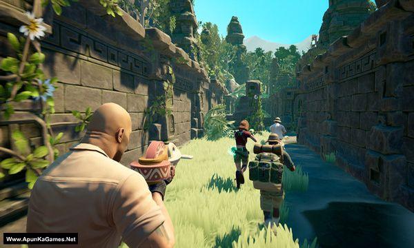 Jumanji: The Video Game Screenshot 2, Full Version, PC Game, Download Free