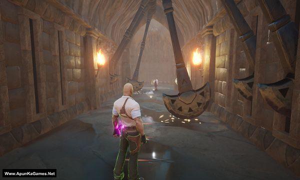 Jumanji: The Video Game Screenshot 3, Full Version, PC Game, Download Free