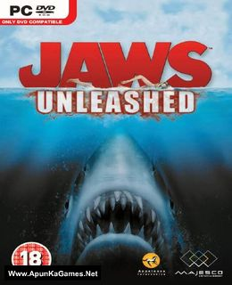 Jaws Unleashed Cover, Poster, Full Version, PC Game, Download Free