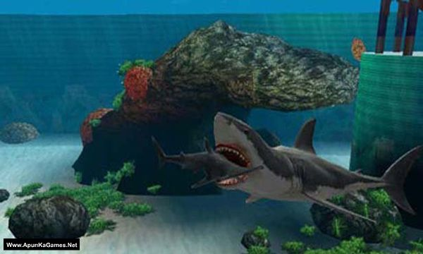Jaws Unleashed Screenshot 2, Full Version, PC Game, Download Free