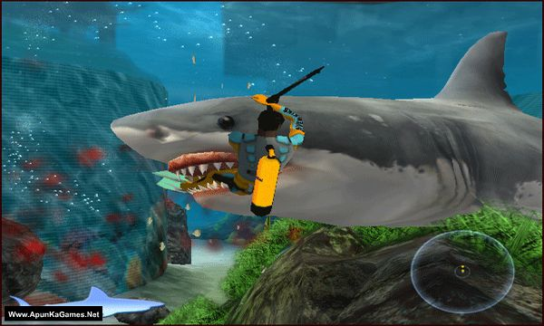Jaws Unleashed Screenshot 3, Full Version, PC Game, Download Free