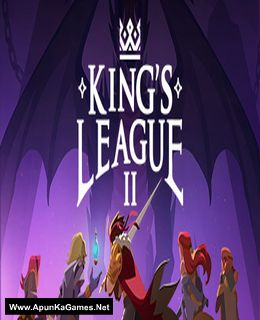 King's League II Cover, Poster, Full Version, PC Game, Download Free