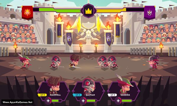 King's League II Screenshot 2, Full Version, PC Game, Download Free