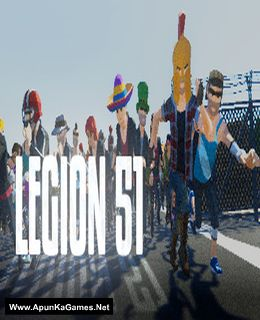 Legion 51 Cover, Poster, Full Version, PC Game, Download Free