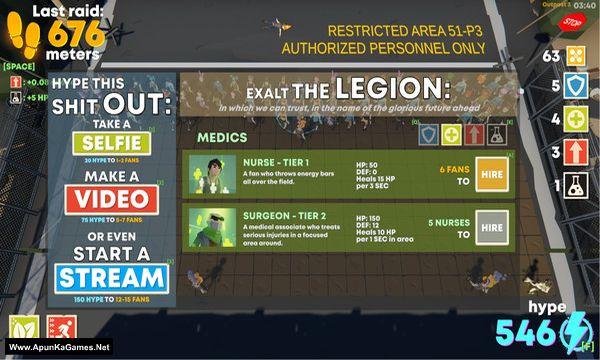 Legion 51 Screenshot 3, Full Version, PC Game, Download Free