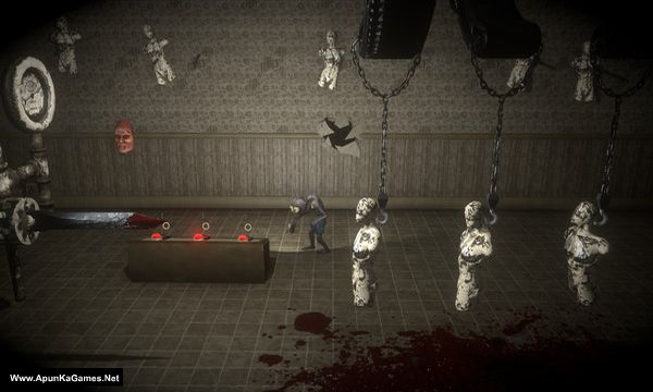 Lithium Inmate 39 Relapsed Edition Screenshot 1, Full Version, PC Game, Download Free