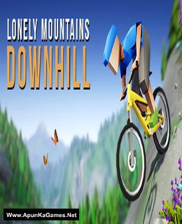 Lonely Mountains: Downhill Cover, Poster, Full Version, PC Game, Download Free