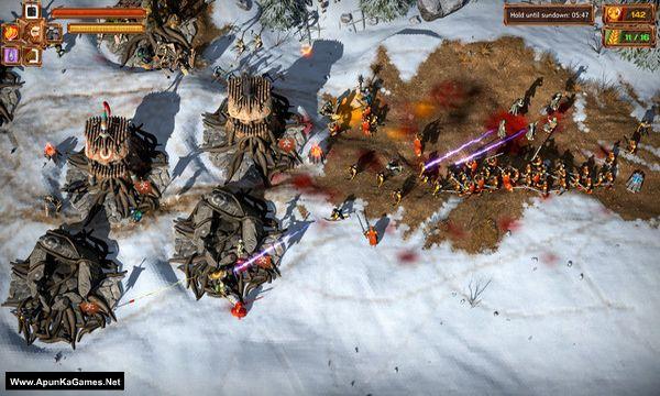 Lornsword Winter Chronicle Screenshot 1, Full Version, PC Game, Download Free