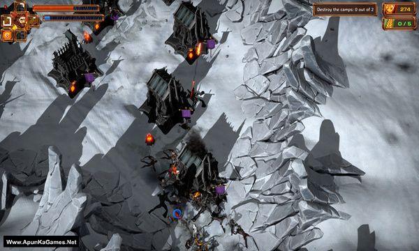 Lornsword Winter Chronicle Screenshot 2, Full Version, PC Game, Download Free