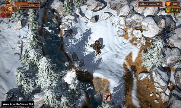 Lornsword Winter Chronicle Screenshot 3, Full Version, PC Game, Download Free