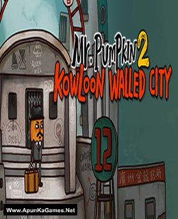 Mr. Pumpkin 2: Kowloon walled city Cover, Poster, Full Version, PC Game, Download Free