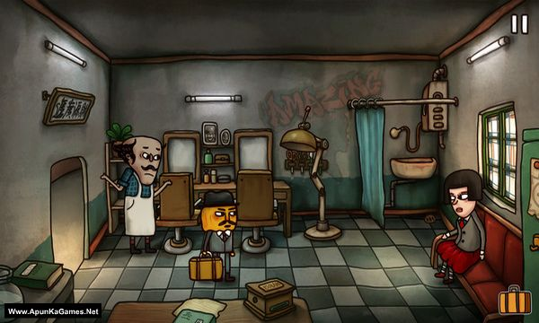 Mr. Pumpkin 2: Kowloon walled city Screenshot 2, Full Version, PC Game, Download Free