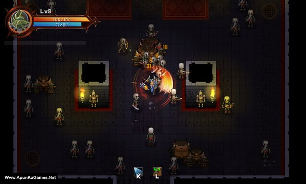 Mulite Sword Man Screenshot 2, Full Version, PC Game, Download Free