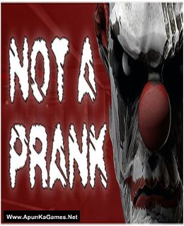 Not a Prank Cover, Poster, Full Version, PC Game, Download Free