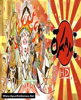 OKAMI HD Cover, Poster, Full Version, PC Game, Download Free
