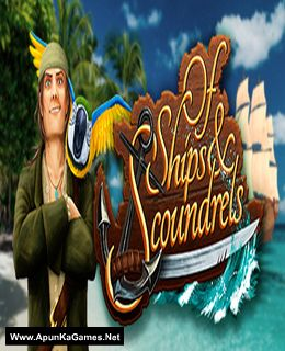 Of Ships & Scoundrels Cover, Poster, Full Version, PC Game, Download Free