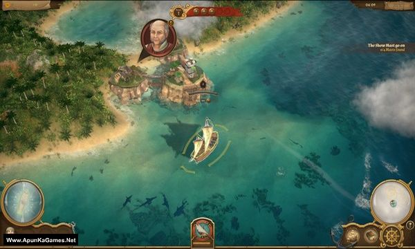 Of Ships & Scoundrels Screenshot 1, Full Version, PC Game, Download Free