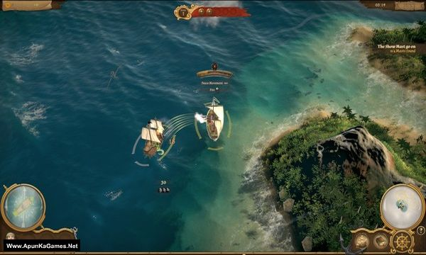 Of Ships & Scoundrels Screenshot 2, Full Version, PC Game, Download Free