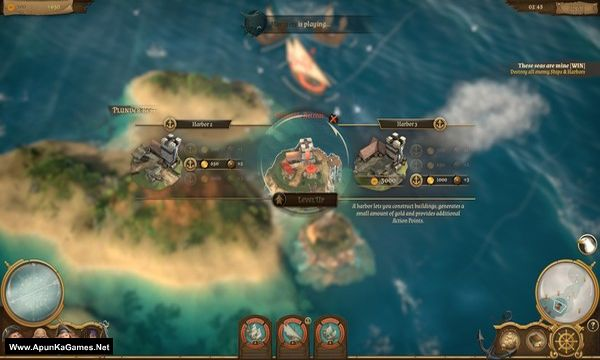 Of Ships & Scoundrels Screenshot 3, Full Version, PC Game, Download Free
