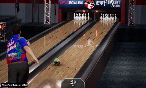 PBA Pro Bowling Screenshot 3, Full Version, PC Game, Download Free