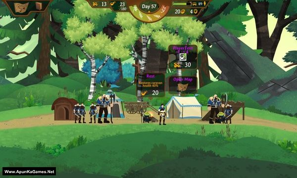 Quest for Conquest Screenshot 1, Full Version, PC Game, Download Free