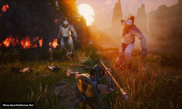 Rune II Screenshot 1, Full Version, PC Game, Download Free