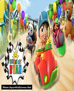 Race With Ryan Cover, Poster, Full Version, PC Game, Download Free