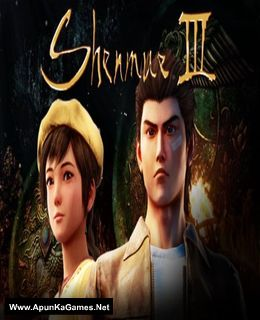 Shenmue III Cover, Poster, Full Version, PC Game, Download Free