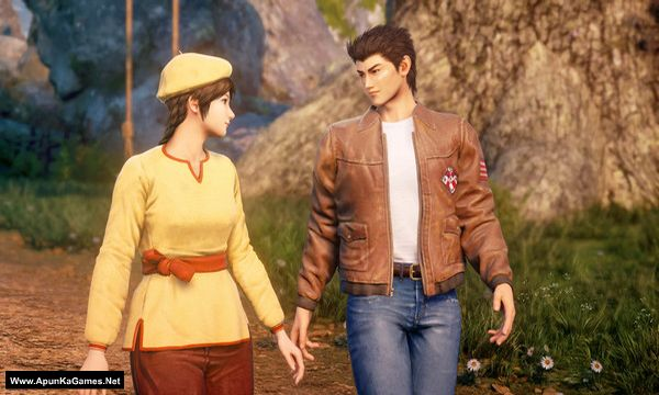 Shenmue III Screenshot 3, Full Version, PC Game, Download Free