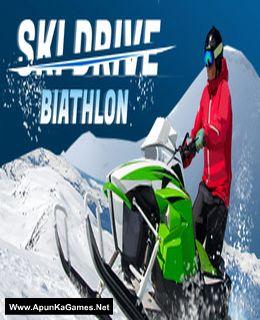 Ski Drive: Biathlon Cover, Poster, Full Version, PC Game, Download Free