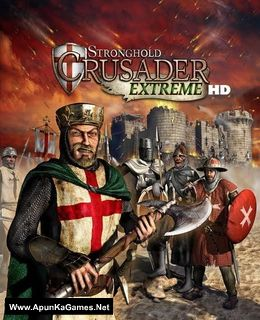 Stronghold Crusader Extreme HD Cover, Poster, Full Version, PC Game, Download Free
