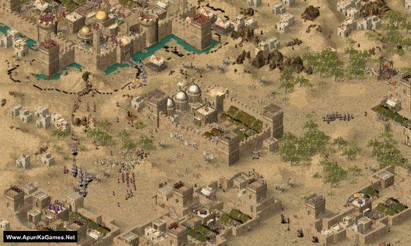 Stronghold Crusader Extreme HD Screenshot 2, Full Version, PC Game, Download Free