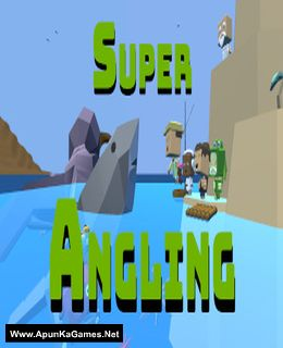 Super Angling Cover, Poster, Full Version, PC Game, Download Free