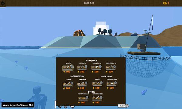 Super Angling Screenshot 3, Full Version, PC Game, Download Free
