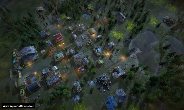 Surviving the Aftermath Screenshot 1, Full Version, PC Game, Download Free