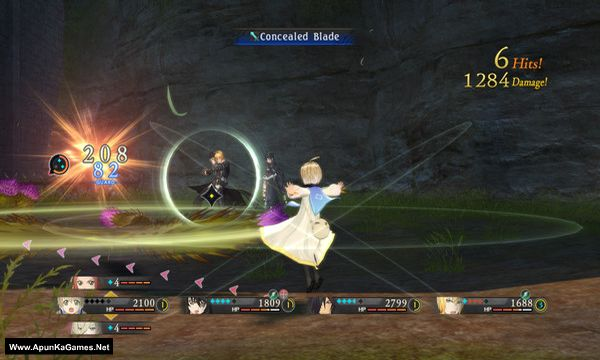 Tales of Berseria Screenshot 3, Full Version, PC Game, Download Free