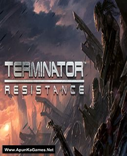 Terminator: Resistance Cover, Poster, Full Version, PC Game, Download Free