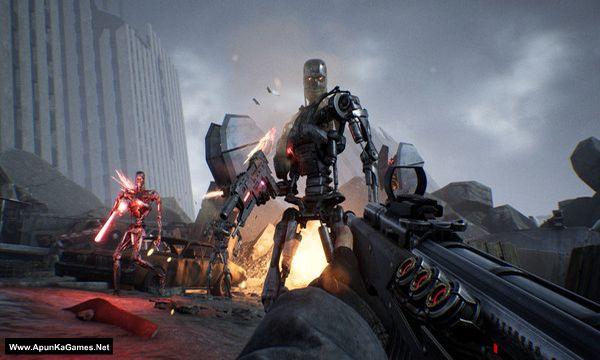 Terminator: Resistance Screenshot 1, Full Version, PC Game, Download Free