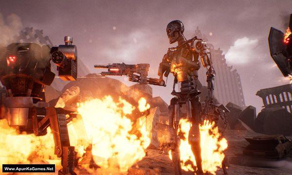 Terminator: Resistance Screenshot 3, Full Version, PC Game, Download Free