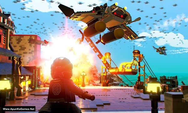 The Lego Ninjago Movie Video Game Screenshot 1, Full Version, PC Game, Download Free