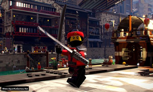 The Lego Ninjago Movie Video Game Screenshot 3, Full Version, PC Game, Download Free