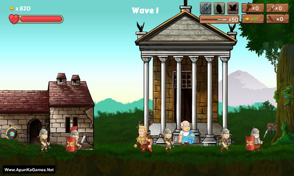 The Last Roman Village Screenshot 1, Full Version, PC Game, Download Free