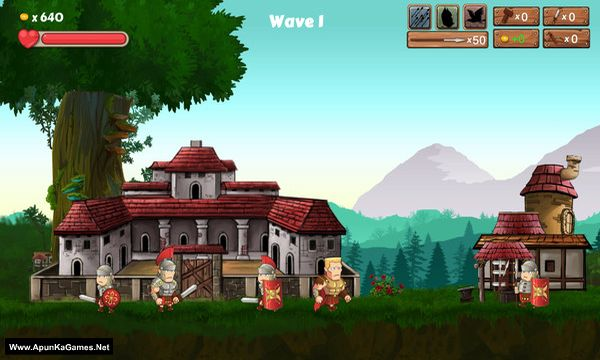 The Last Roman Village Screenshot 3, Full Version, PC Game, Download Free
