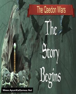The Qaedon Wars - The Story Begins Cover, Poster, Full Version, PC Game, Download Free