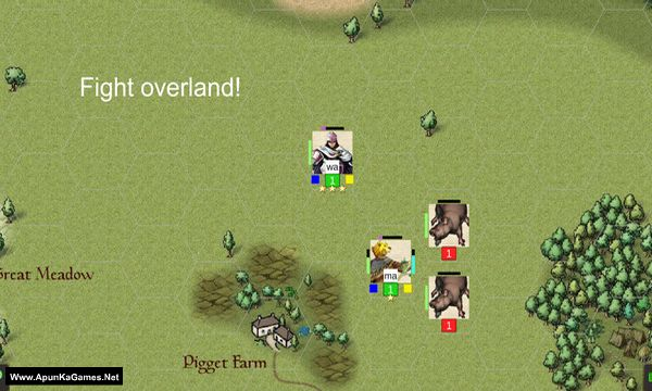 The Qaedon Wars - The Story Begins Screenshot 1, Full Version, PC Game, Download Free