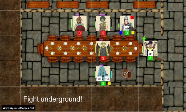 The Qaedon Wars - The Story Begins Screenshot 2, Full Version, PC Game, Download Free